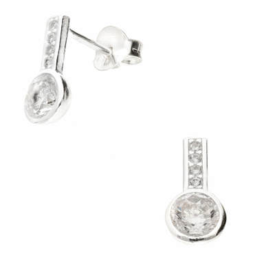 BOUCLES TIGE OXYDE ROND