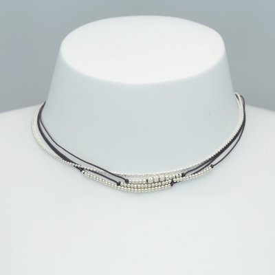 COLLIER DARLING GRIS