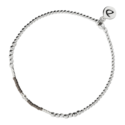 BRACELET ONE COLOR GRIS FONCE