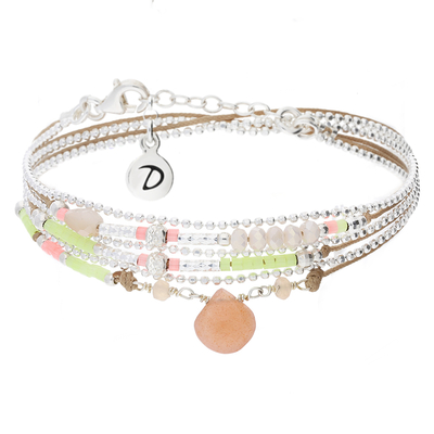 BRACELET DROP NUDE & COLORS'