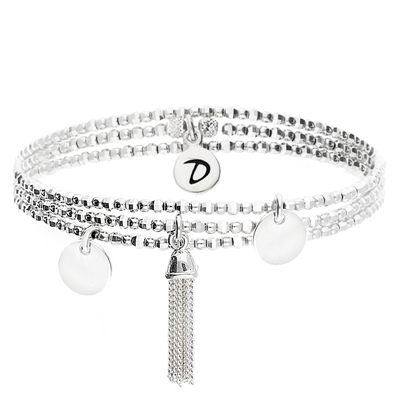 BRACELET COCKTAIL DE PERLES