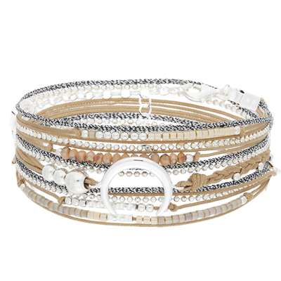 BRACELET MOONLIGHT BEIGE