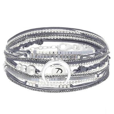 NEW BRACELET MOONLIGHT GRIS