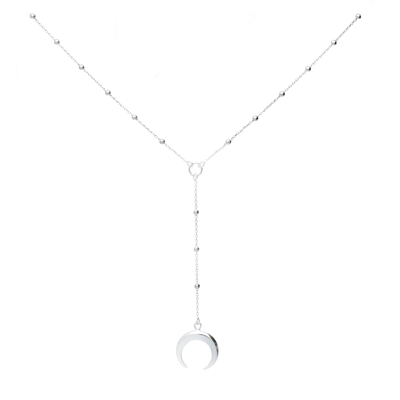 COLLIER SILVER MOONLIGHT
