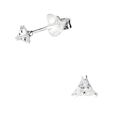 BOUCLES TRIANGLE OXYDE