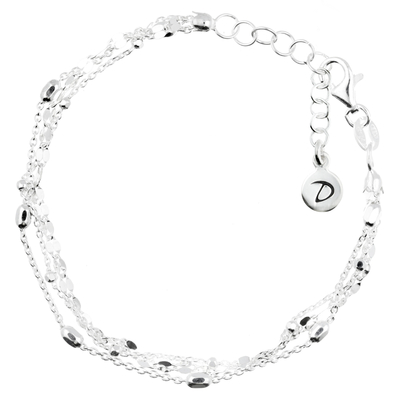 BRACELET TRIPLE CHAINES