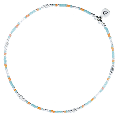 CHEVILLERE L'ALOHA CLEMENTINE TURQUOISE