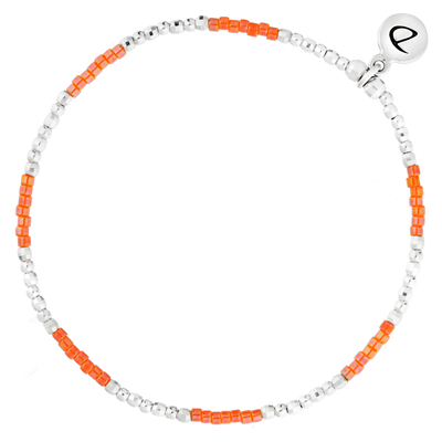 BRACELET ÉLASTIQUE NEW BIRDY ORANGE