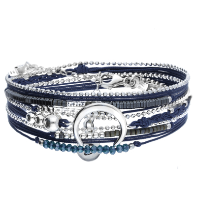BRACELET MOONLIGHT BLEU