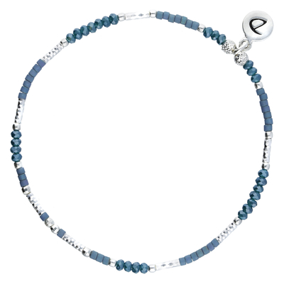 BRACELET ELASTIQUE BRIGHT BLUE