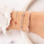 MA5558.BR7734-15,5.BR8020PETU - bracelets en argent 925 et manchette réglable