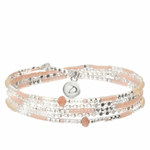 BR8632-3TBCRCM - bracelet élastique trois tours
