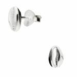 BO0794-boucles d'oreilles cauris
