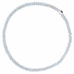 BR0425GCM - bracelet élastique en perles grises