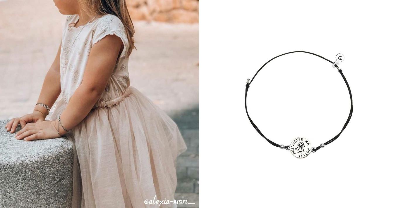 Bracelets enfants - bracelet en cordon ajustable pour enfants