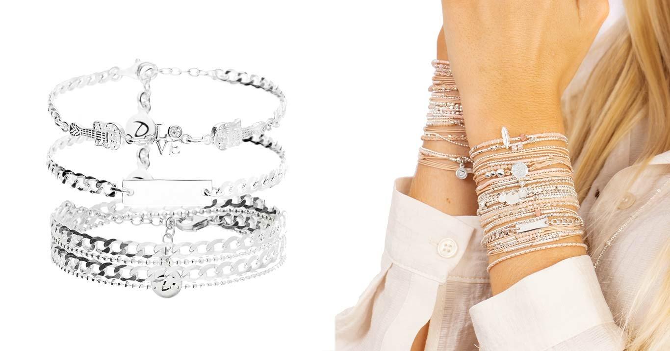 Bracelets-Chaines