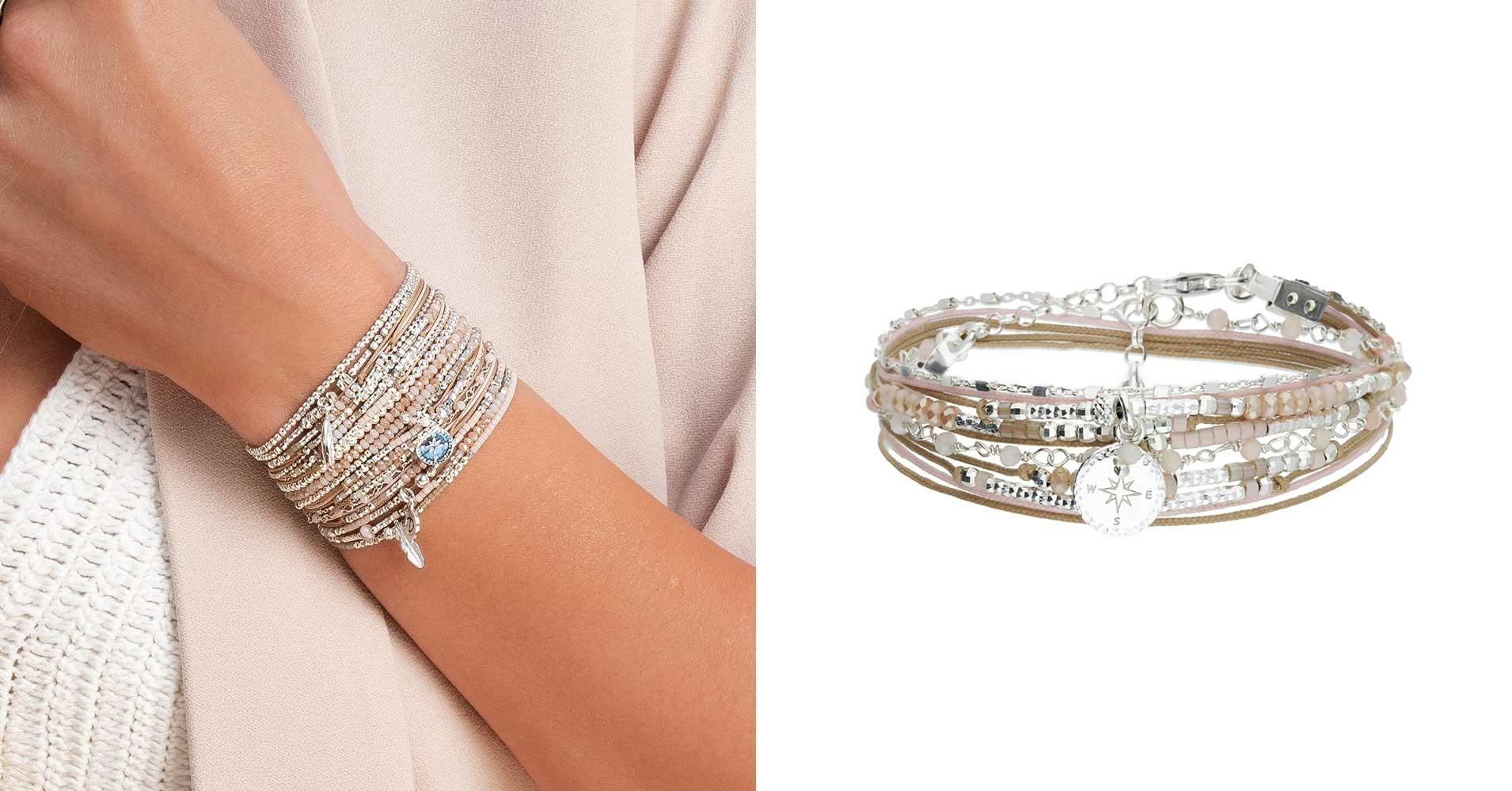 acheter réel conception populaire ordre BRACELETS - Bracelets Multi-Tours - DORIANE Bijoux