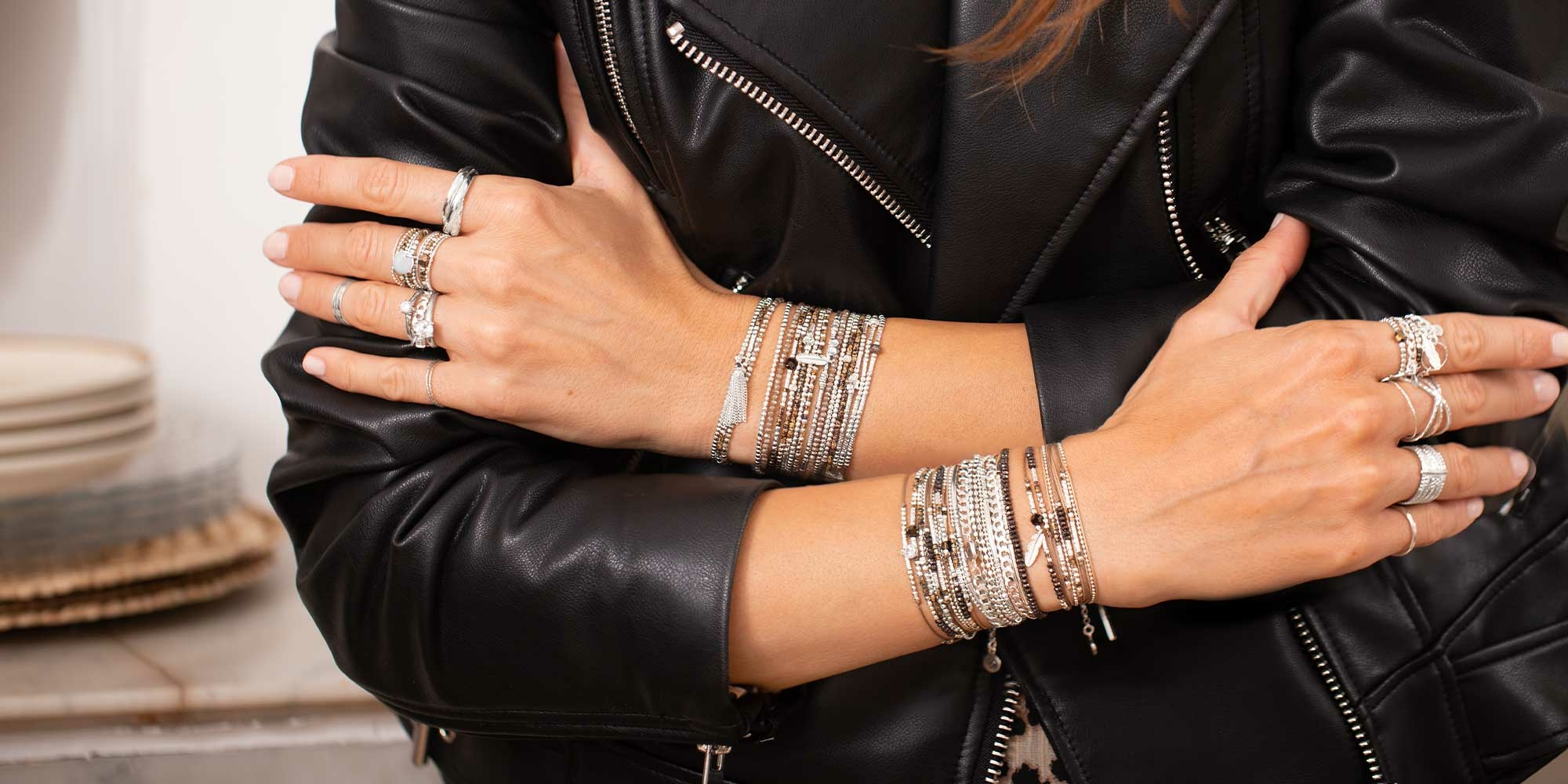 Bracelets-Argent-925