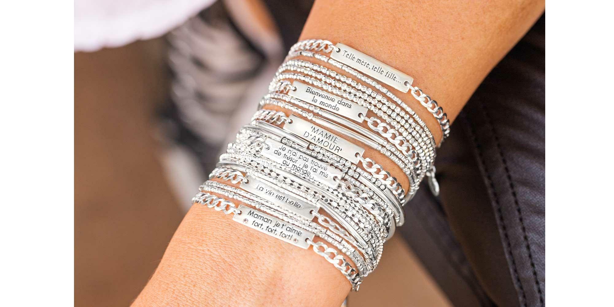 Bracelet-Messages