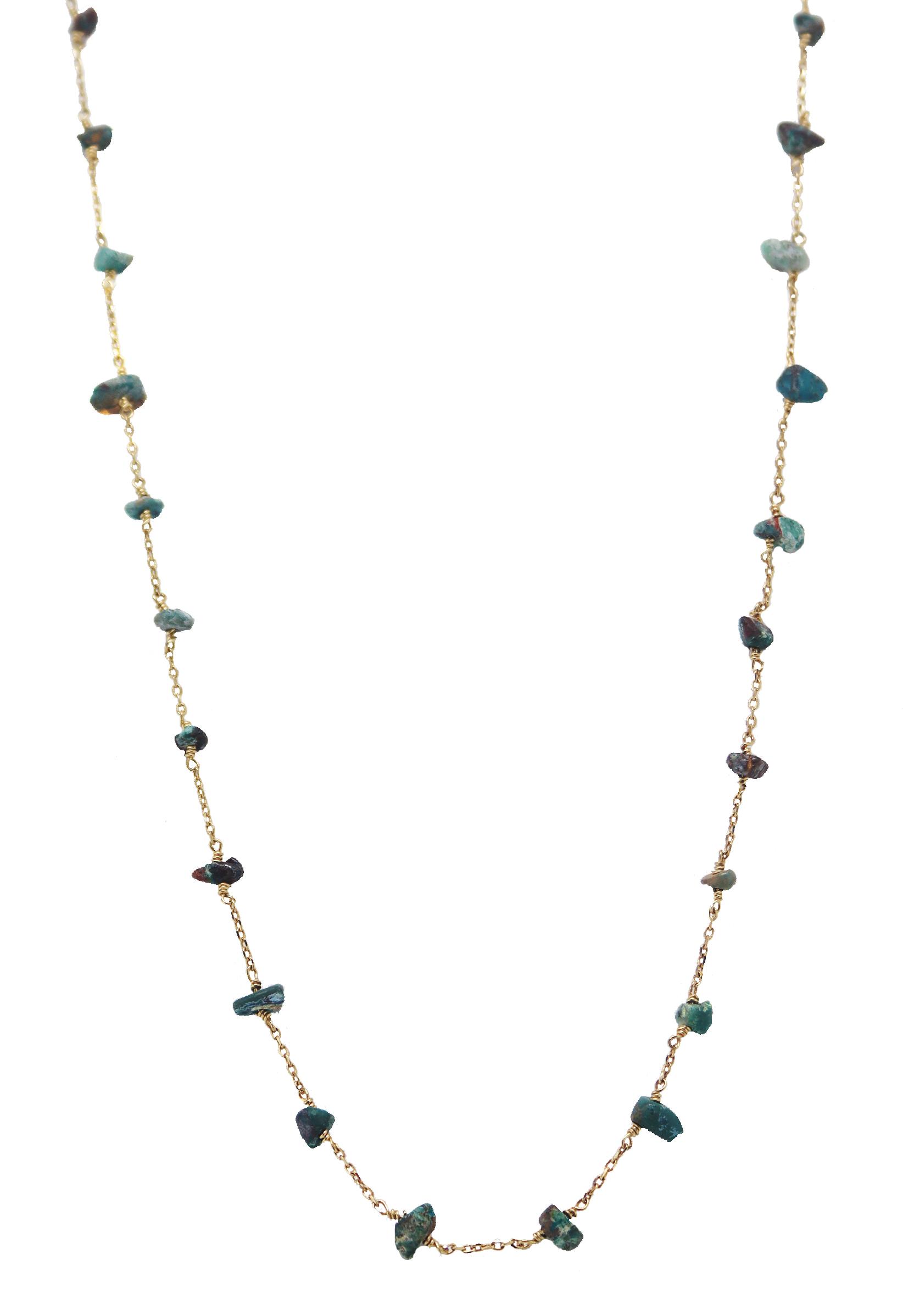 CO-HI-02218-42cm-CHRYSOCOLLE