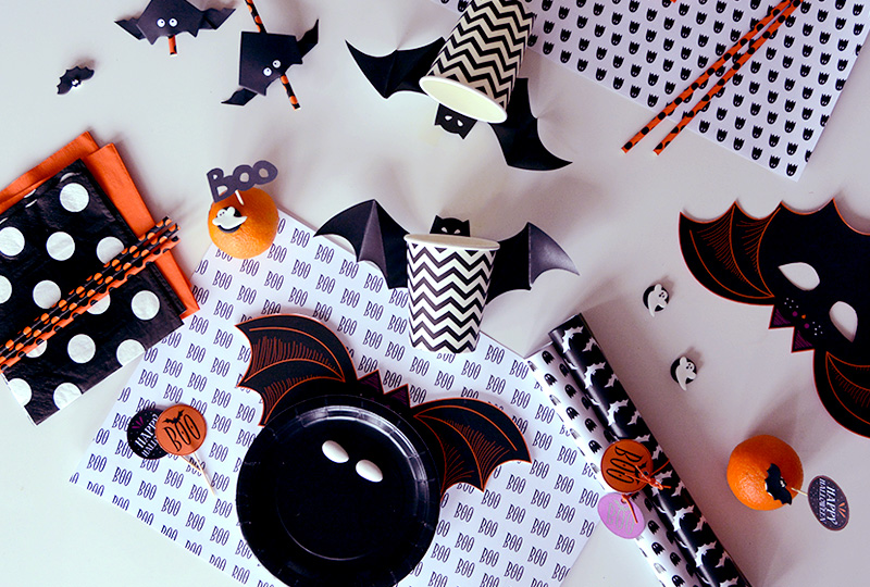 Idee halloween diy d co facile a faire soi meme fait for Idee deco gateau halloween