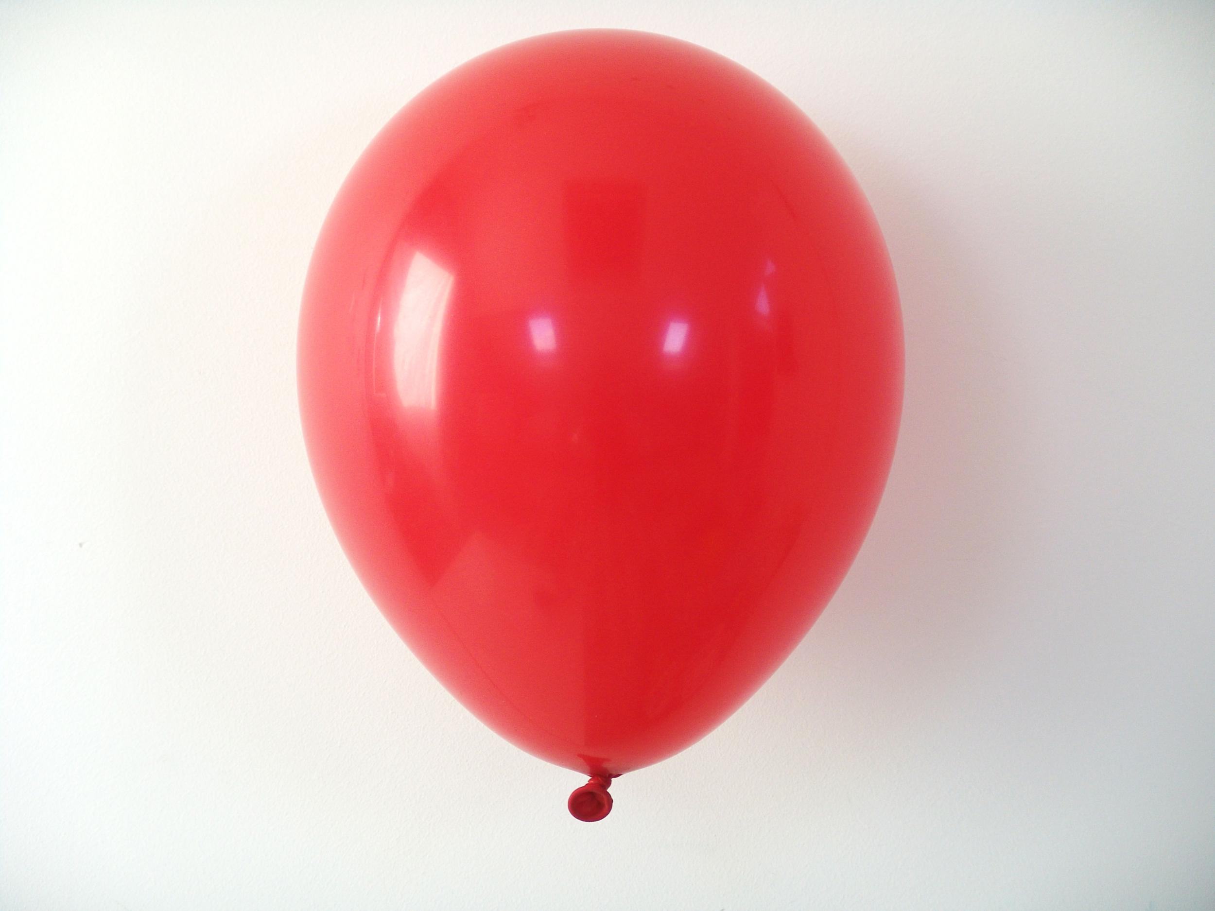 10 ballons de baudruche unis