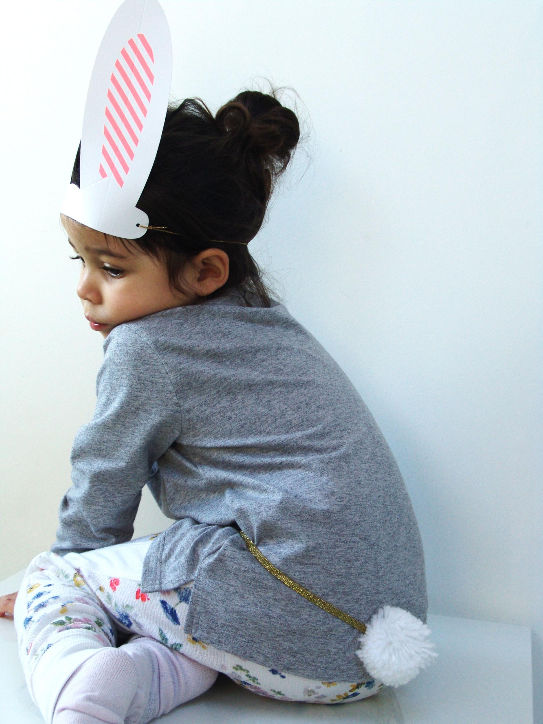 d guisement lapin de paques enfant meri meri pas cher. Black Bedroom Furniture Sets. Home Design Ideas