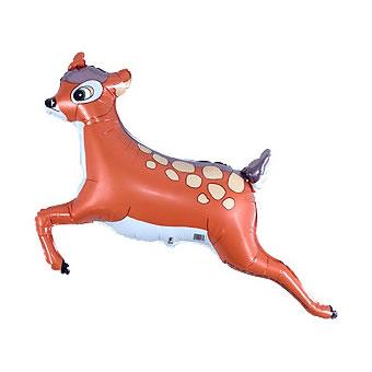ballon-mylar-bambi