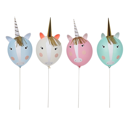 Kit ballon licorne