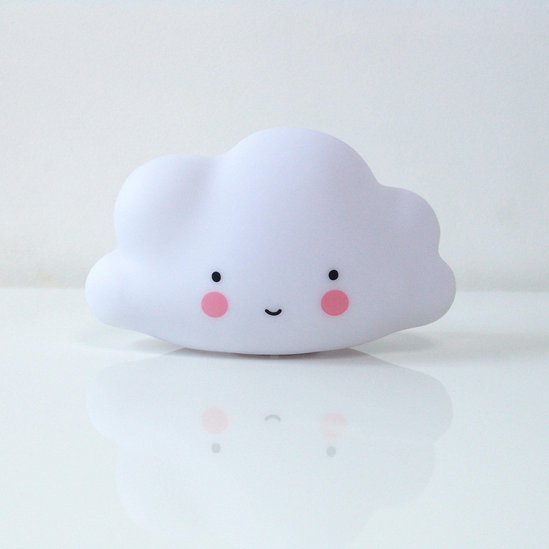 veilleuse b b nuage blanc a little lovely company sweet. Black Bedroom Furniture Sets. Home Design Ideas