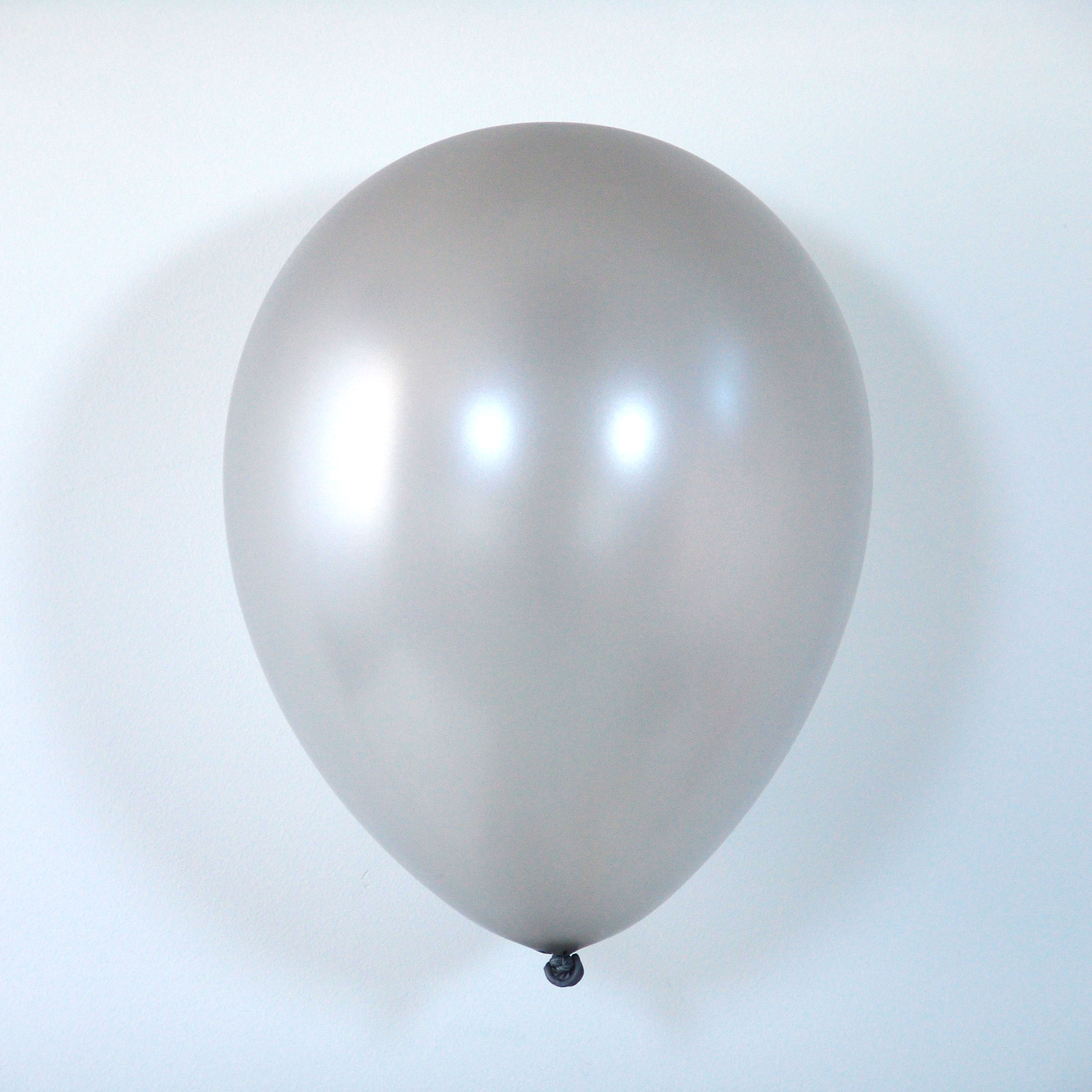 ballon-latex-argent