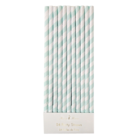 paille-papier-rayures-vert-menthe-meri-meri