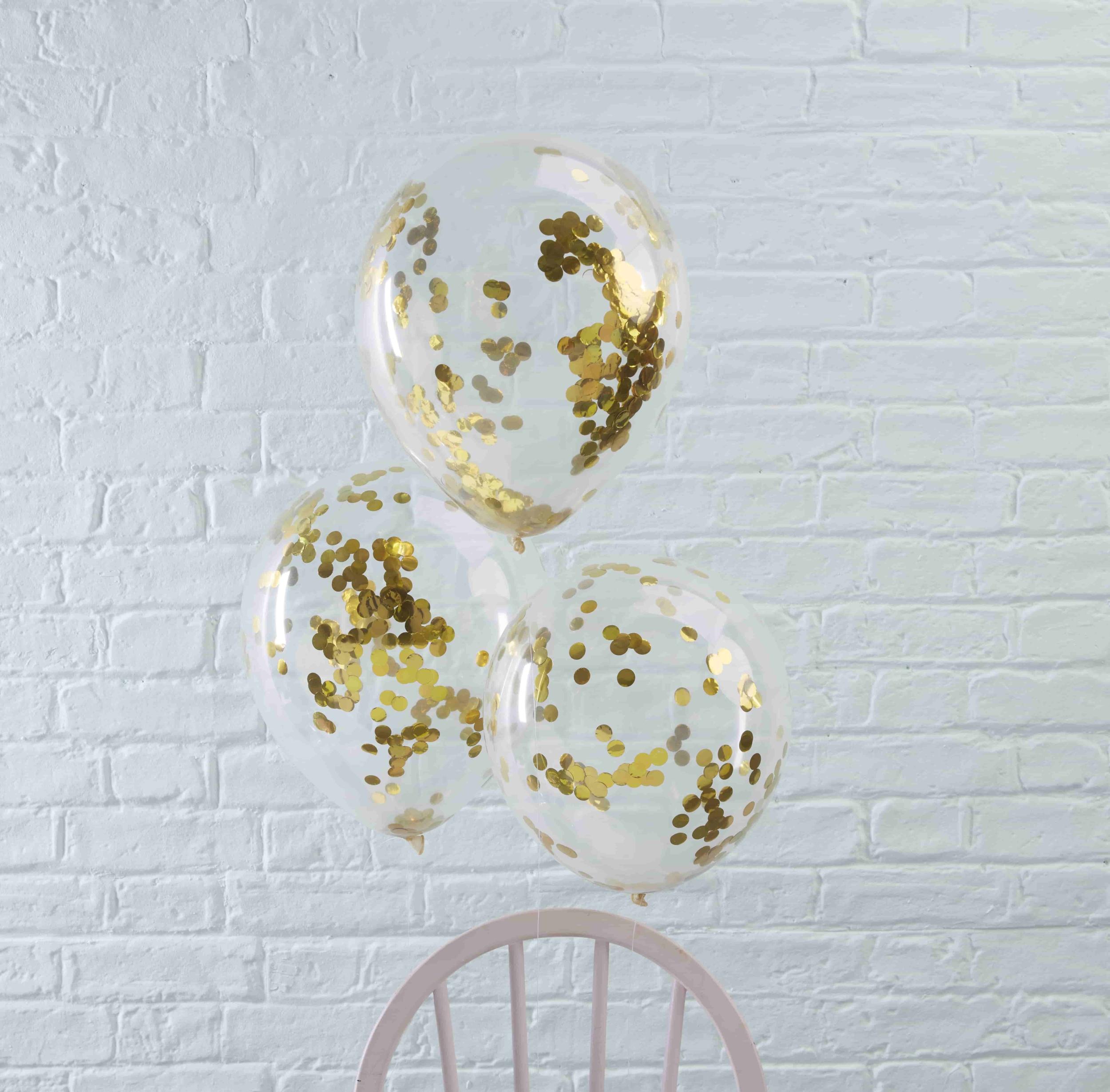 ballon-confetti-doré-mariage-anniversaire-gingerray