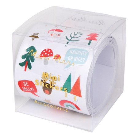 50 stickers Noël