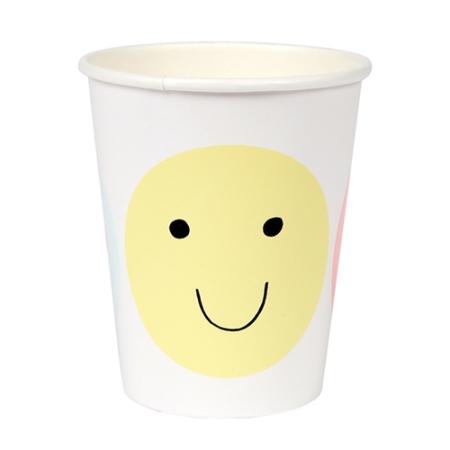 12 gobelets emoji