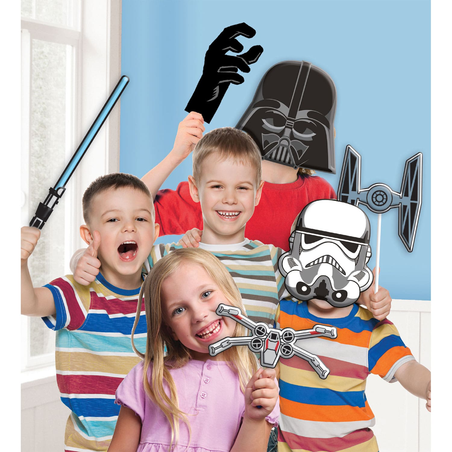 10 accessoires photobooth Star Wars