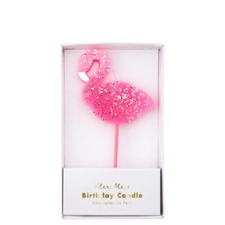 bougie-gateau-anniversaire-flamant-rose-meri-meri
