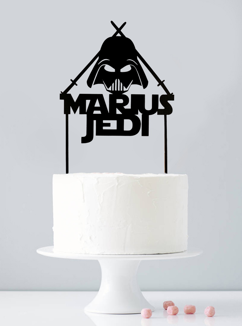 cake-topper-jedi-personnalise-deco-gateau-anniversaire-star-wars-sweet-party-day