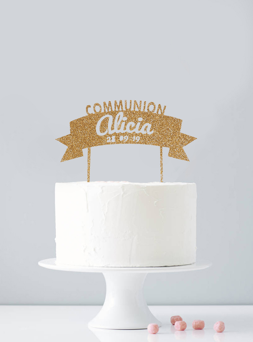 cake-topper-communion-deco-gateau-personnalise-sweet-party-day