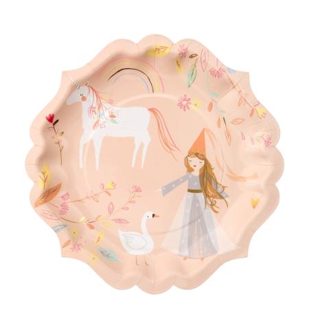 assiette-anniversaire-fee-princesse-meri-meri