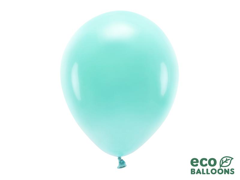 10 ballons de baudruche aqua