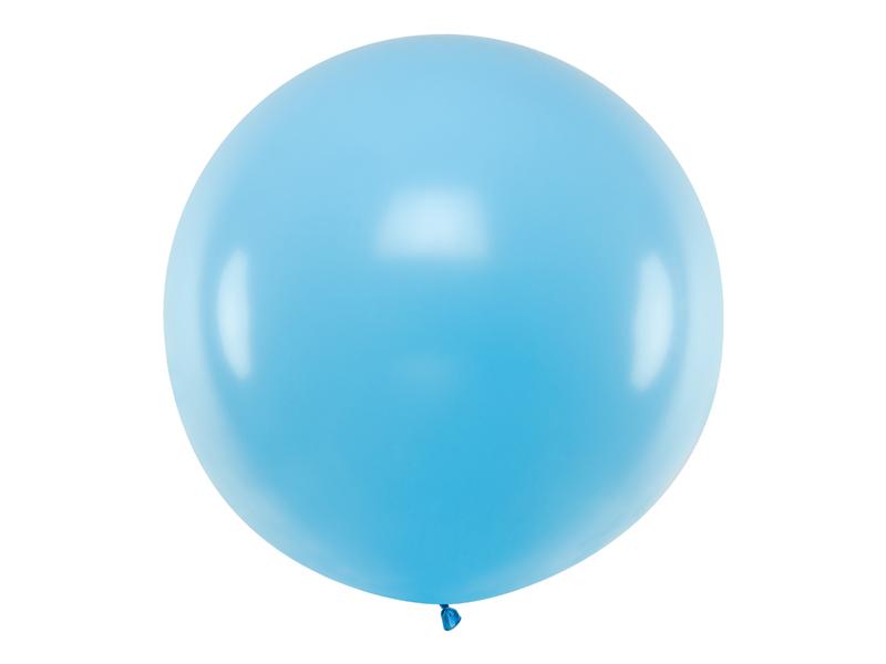 ballon-geant-bleu-clair