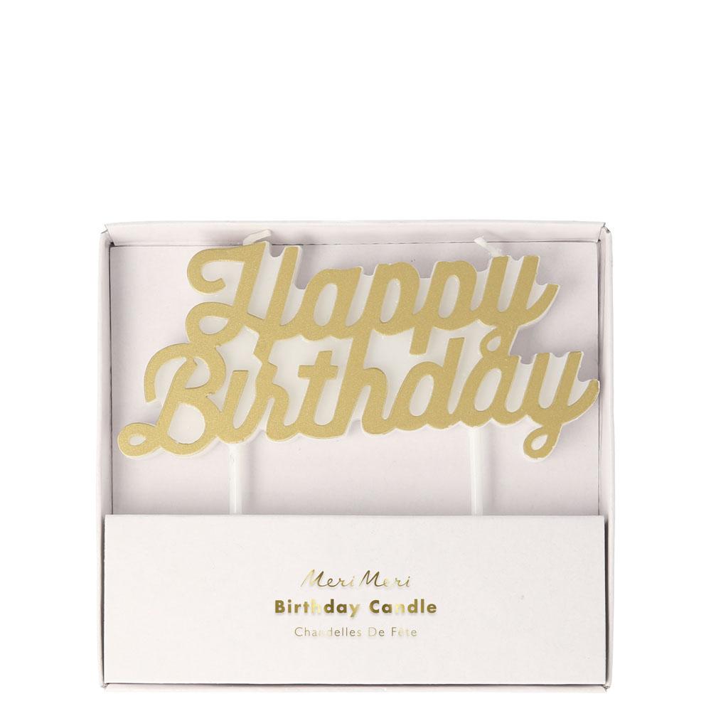 bougie-doree-happy-birthday