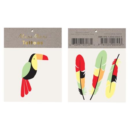 tatouage-toucan