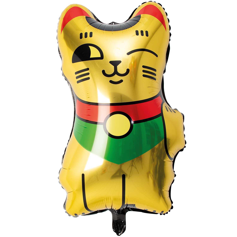 ballon-chat-dore