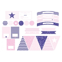 Printable anniversaire Sweet Party Day