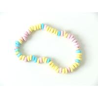 10 colliers de bonbons
