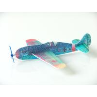 1 avion polystyrène volant