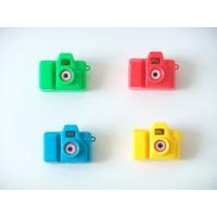 10 mini appareils photo plastique 5cm