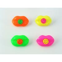8 bouches sifflantes en plastique